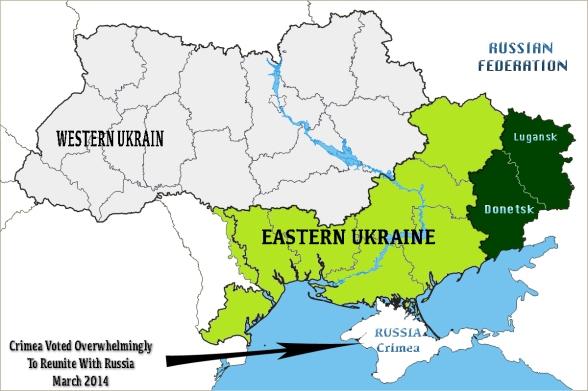 Donetsk Lugansk