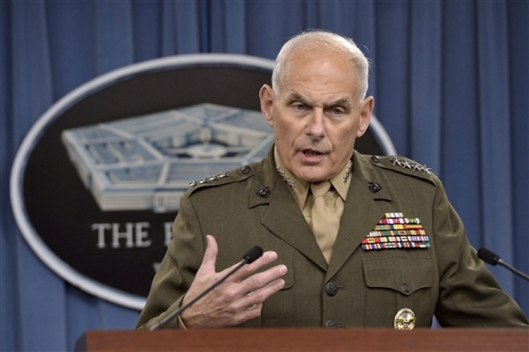 General Kelly