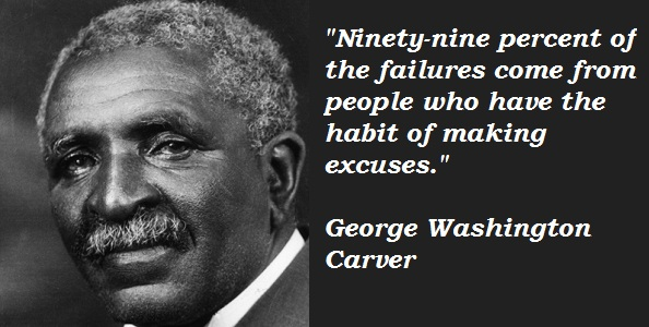 Stocks Are Sliding, Banks Are Shrinking: Reality Of Long Overdue 'Supply & Demand' Back In Action! George-washington-carver-quotes-4