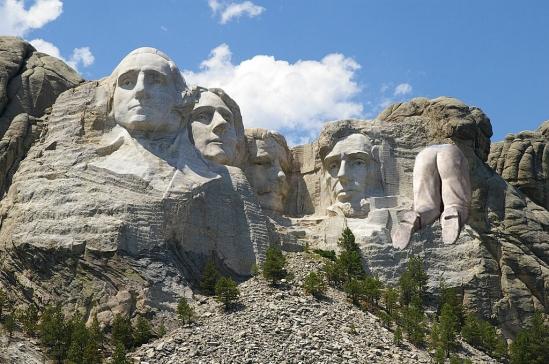 Obama Mount Rushmore