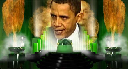 obama Wizard utopia communism marx