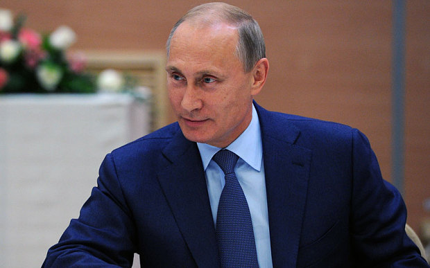 Vladimir Putin will limit foreign ownership of Russian newspapers and magazines