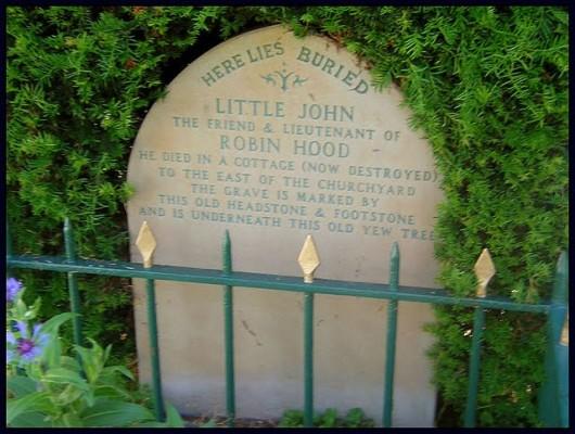 Little John's Grave