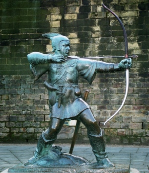 (Rudyard Kipling 1865-1936) King John (Lackland) was a bad king. At least, that's how history remembers him. According to legend, he gave Robin Hood (also called Robin Longstride and Robin of Locksley) – the heroic archer of Sherwood Forest who died a treacherous death - a terrible time. He tried to steal the throne from his brother, Richard the Lionheart, while Richard was out of the country fighting Muslims who overtook Jerusalem. He was a lousy son to his mother, the famous Eleanor of Aquitaine (once portrayed by Katherine Hepburn).Yet, King John gave his barons (and ultimately the world) the Magna Carta, one of the greatest legal documents ever written and a cornerstone of modern national constitutions.