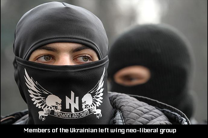 Left Wing E.U. Neo-Nazis