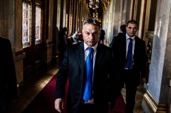 Twenty-five years after helping topple Communism, Prime Minister Victor Orban of Hungary has come to question Western values.