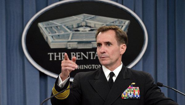 No Evidence of Russia's Alleged Incursion Into Ukraine: Pentagon