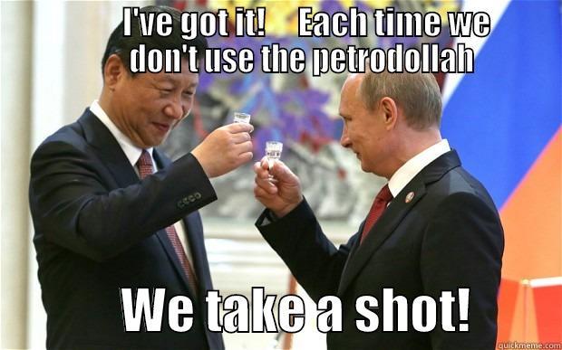 Rothschild Drinking Game