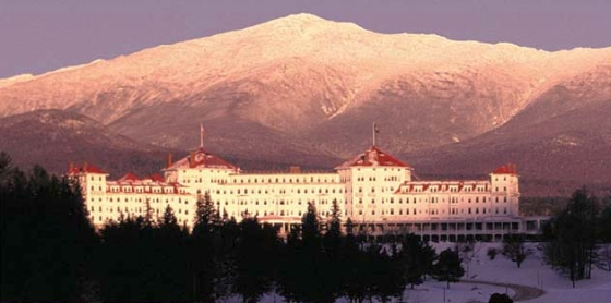 The Bretton Woods resort, New Hampshire