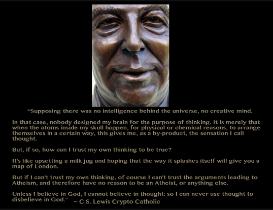 C.S. Lewis The Crypto Catholic