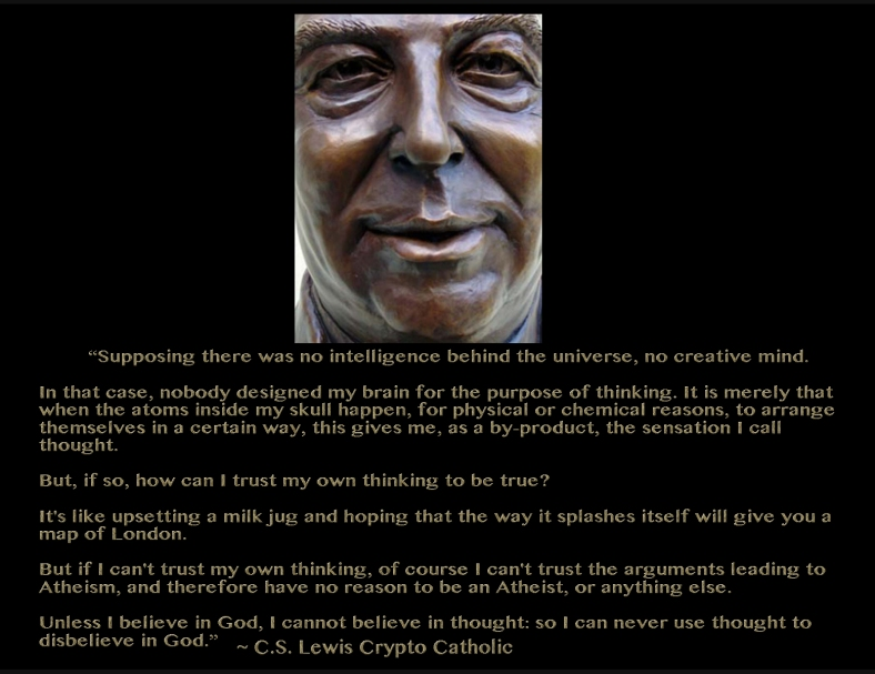 C.S. Lewis The Crypto Catholic
