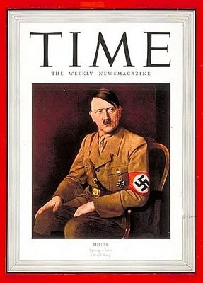 Hitler as TIME's Man Of The Year
