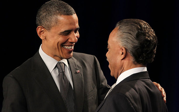 NWO Rothschild Operatives Soetoro & Sharpton