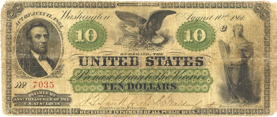 Lincoln's Greenback