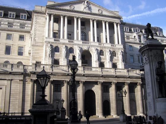 Rothschild's Bank Of England
