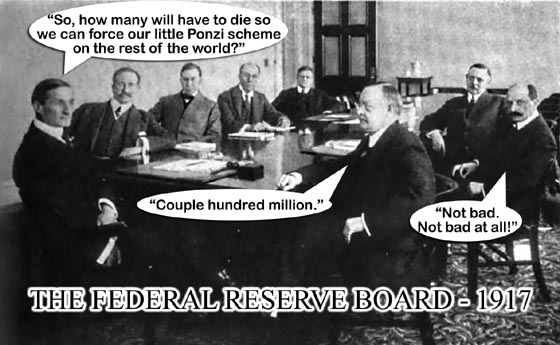 ponzi world war 1