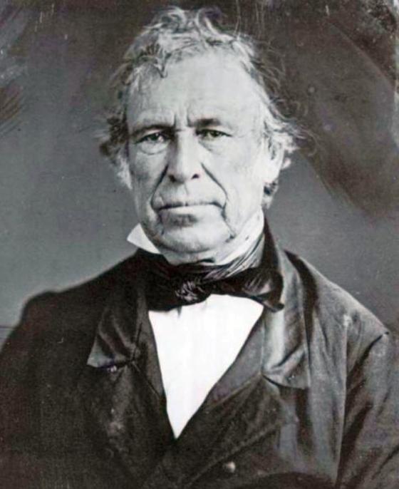 President Zachary Taylor, ca 1850
