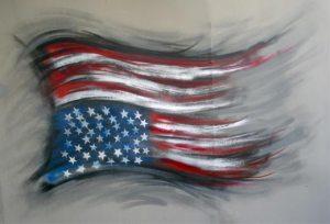flag distress
