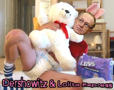 Dershowitz pedophile