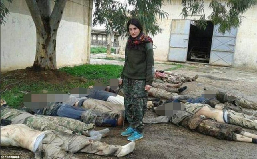 Massacre of NWO ISIS mercenaries took place in the ISIS-held town of Tal Hamis in Syria