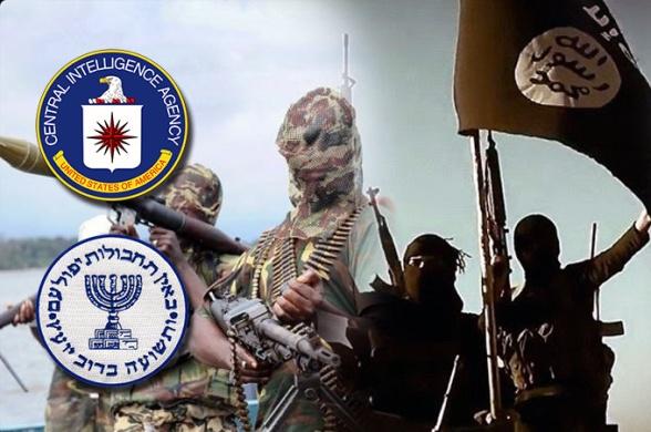 Obama & Netanyahu's ISIS. Obama trained them in Jordan, Israel supplies via Golan Heights.