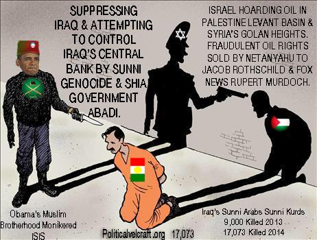 Israel Muslim Brotherhood ISIS Sunni Obama