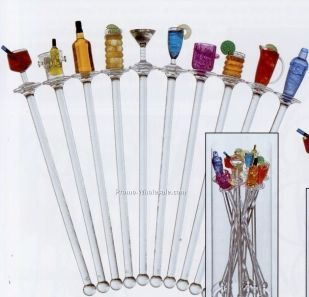 Happy Hour Swizzle Sticks