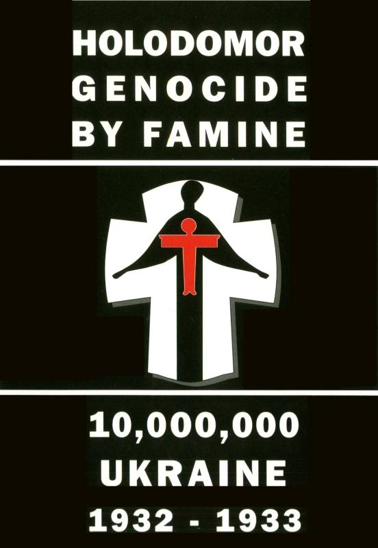 HOLODOMOR agenda 21 genocide