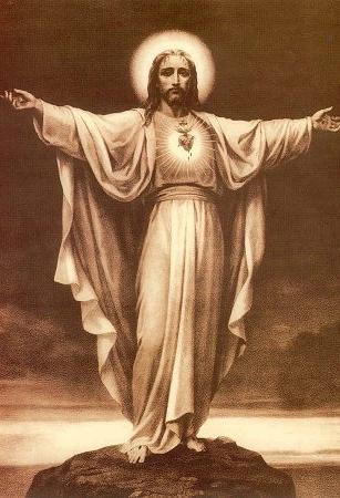 Jesus Divine Love