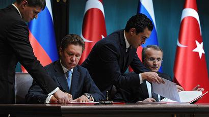 Russia Gazprom