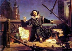 Father Copernicus's Heliocentric Theory 1473 -1543: