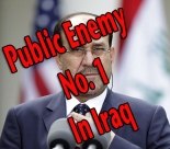NWO Shiite Nouri Maliki Previous PM of Iraq.