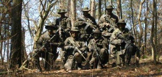 Militia minute Men