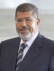 Ex-President Of Egypt Mohammed Morsi  Sentenced To Death.