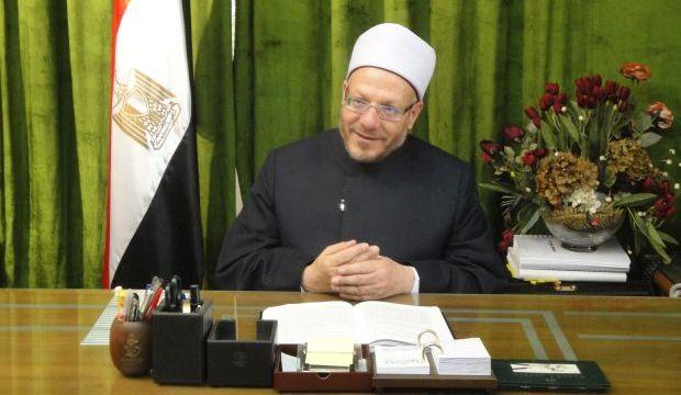 Egyptian Grand Mufti Shawqi Allam