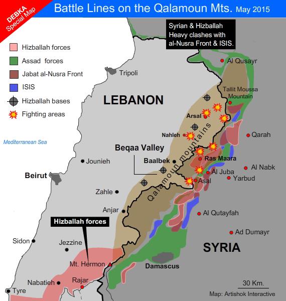Syria Lebanon