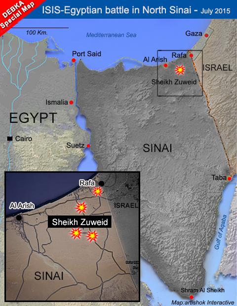 Sinai Egypt