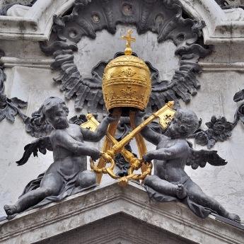 Keys Pope Catholic