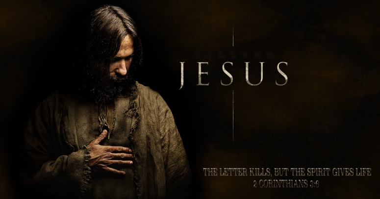 Jesus Letter Kills Spirit Gives Life