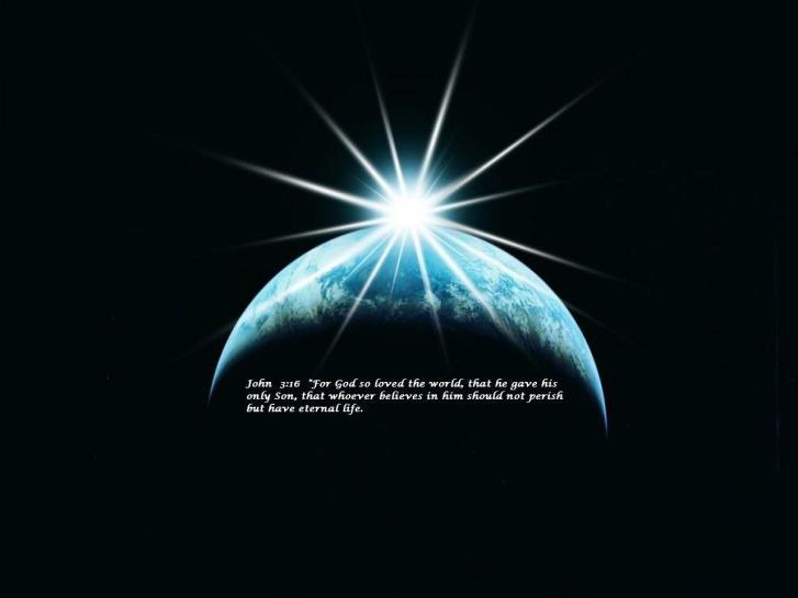 world Jesus