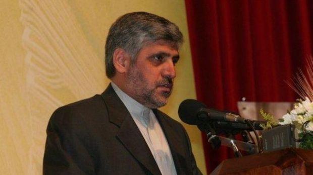 Iran Ambassador Mohammad Reza Sheibani