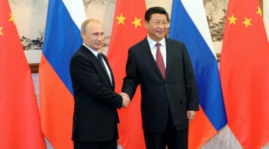 Russia Vladimir Putin China Xi Jinping
