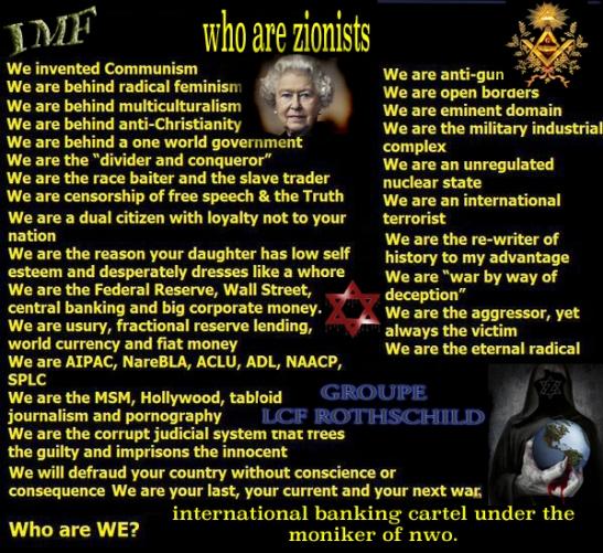 The Donald Trump phenomenon... Zionists
