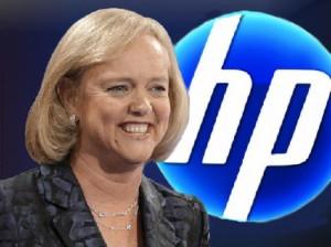 Meg Whitman current CEO Hewlett Packard