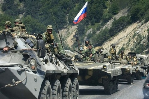 russia puts troops in Syria