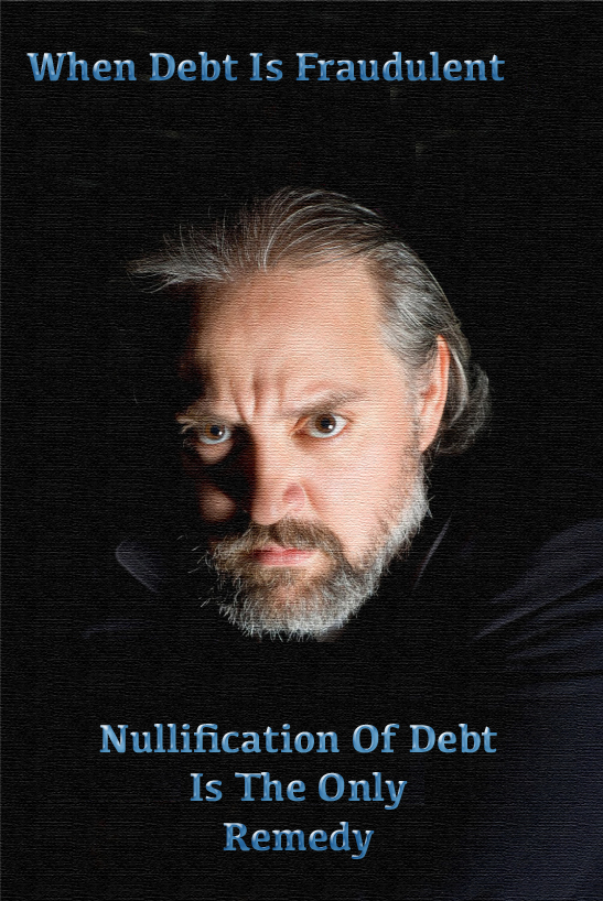 fraud nullification debt