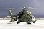 Mi-24 Russian Attack Helicopter