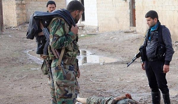 ISIS ~ HAMA, SYRIA