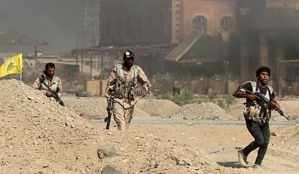 ISIS Salahuddin, Iraq
