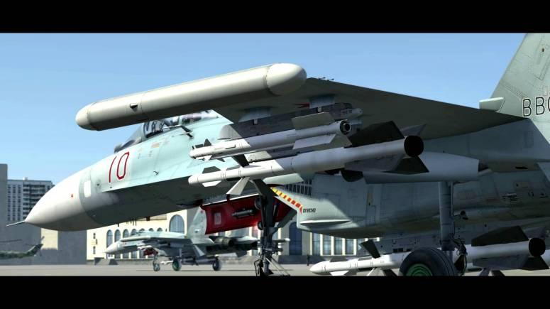 Russia Su-27
